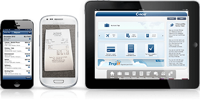 travel expense expense tracking and invoice app sap concur australia